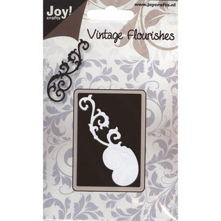 Joy! Craft Dies-Vintage Flourishes - Swirl