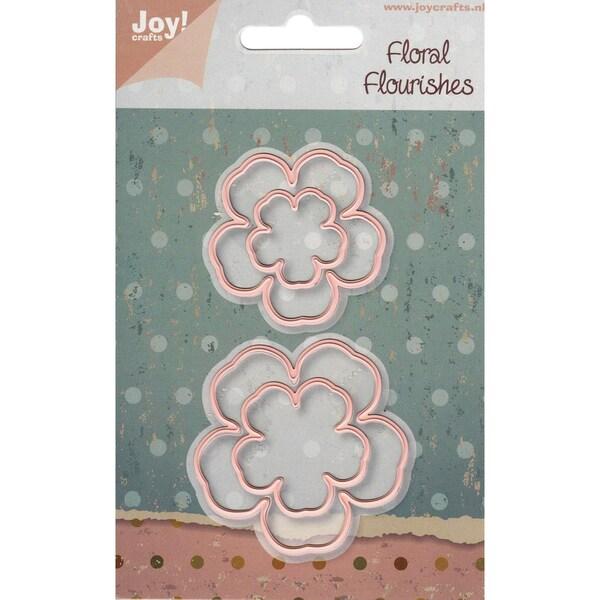 Joy! Craft Dies-Floral Flourishes/Flower 1