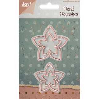 Joy! Craft Dies-Floral Flourishes/Flower 2