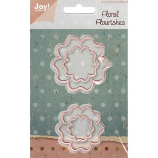 Joy! Craft Dies-Floral Flourishes/Flower 3