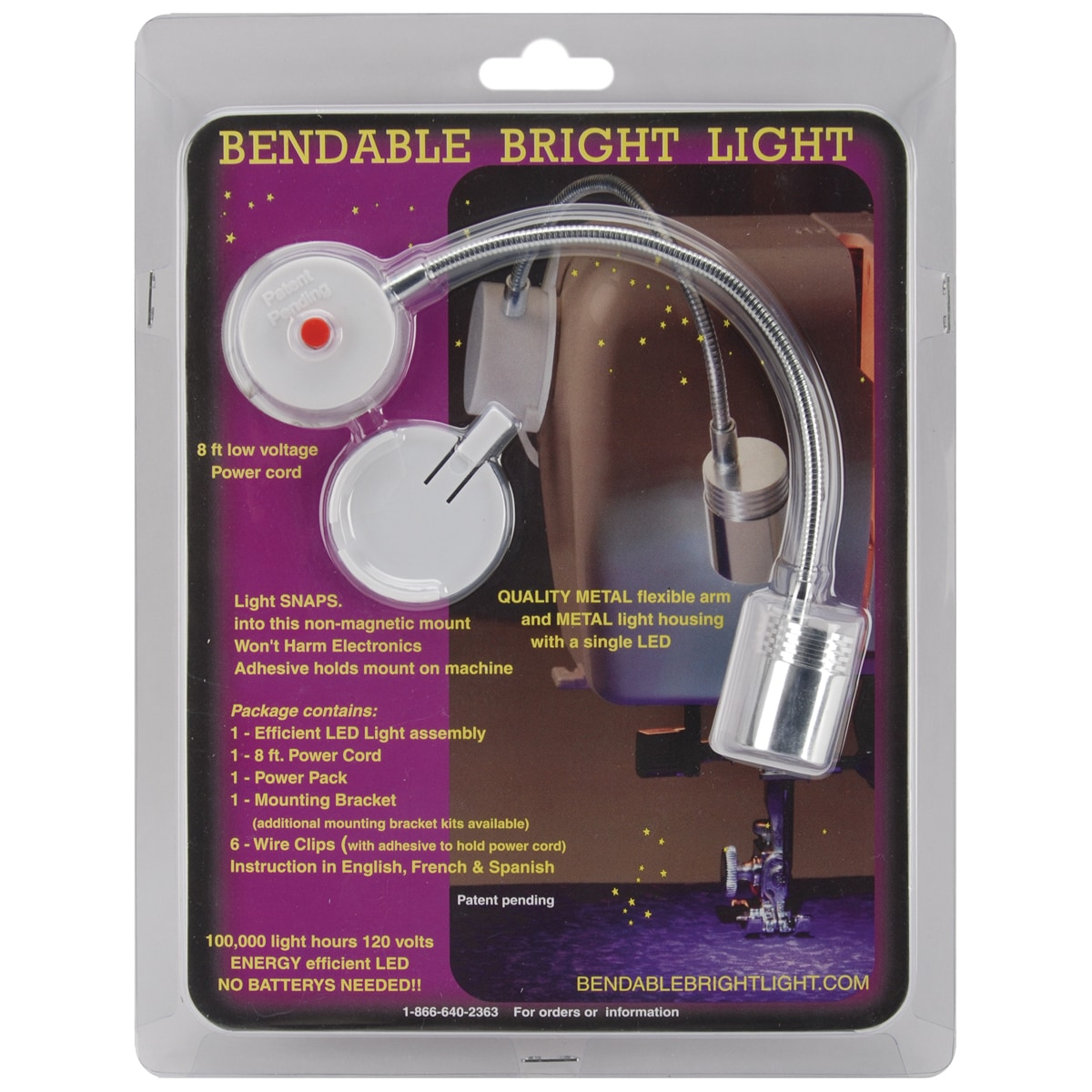 Bendable Bright Light Kit Europe Only 15362359