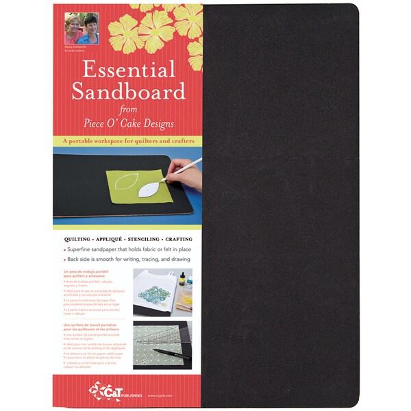 """Essential Sandboard From Piece 0' Cake Designs-14-1/2""""X11"""""""