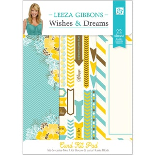 Wishes & Dreams Card Kit 22 Pieces