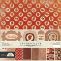 "Seasons Autumn Collection Kit 12""X12""-"