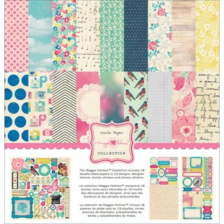 "Maggie Holmes Signature Collection Kit 12""X12""-"