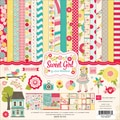 "Sweet Girl Collection Kit 12""X12""-"