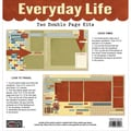 "Everyday Life Double Page Kit 12""X12""-Good Times & Love To Travel"