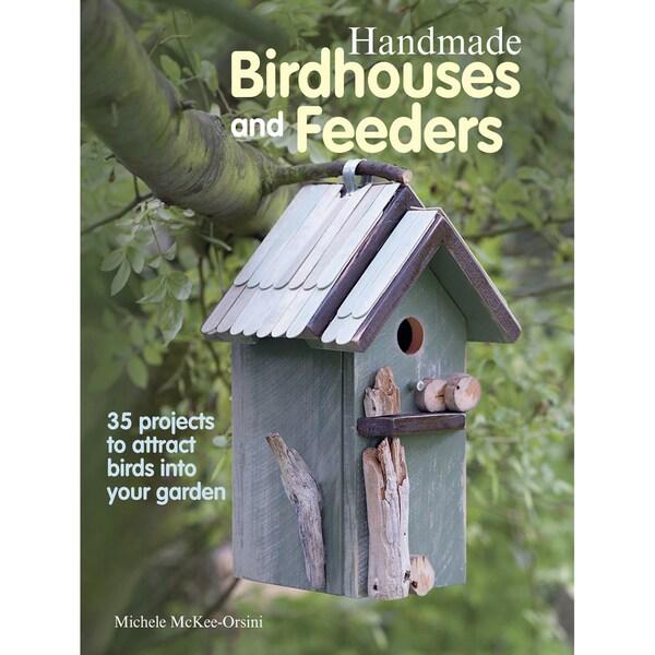 Cico Books-Handmade Birdhouses And Feeders