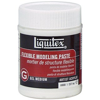 Flexible Modeling Paste 8 Ounces