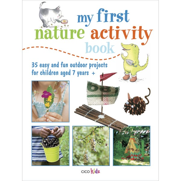 Cico Books-My First Nature Activity Book
