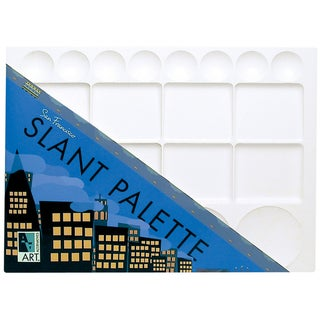 "Art Alternatives Palette San Francisco Slant 9""X13""-"