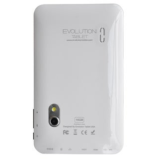 Evolution Shockwave II 16 GB Tablet - 7