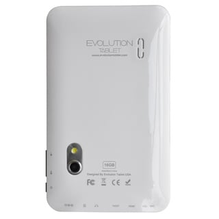 "Evolution Shockwave II 1.2GHz 16GB Android 4.0 7"" Tablet"