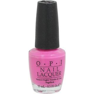 OPI 'Shorts Story' Hot Pink Nail Lacquer