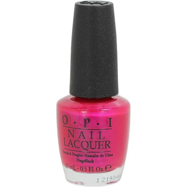 OPI 'Pompeii Purple' Nail Lacquer