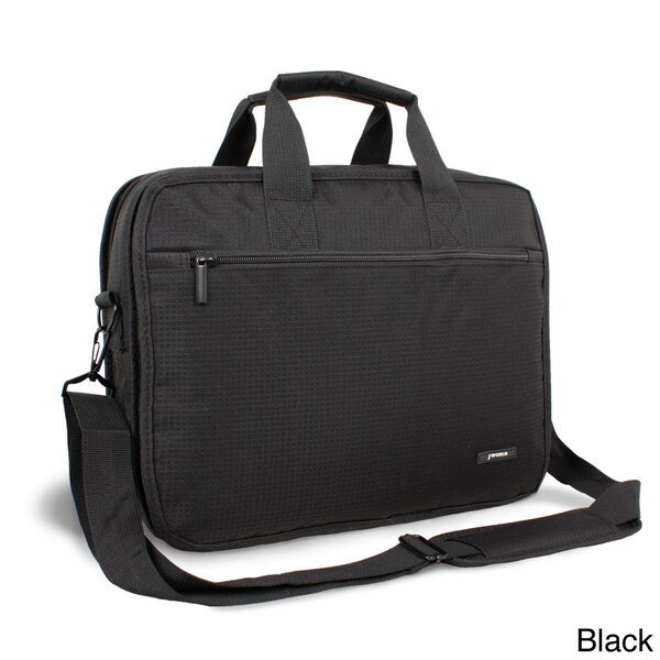 J World Executive 15-inch Laptop Briefcase