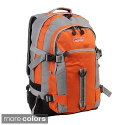 J World 'Castle' 18-inch Backpack