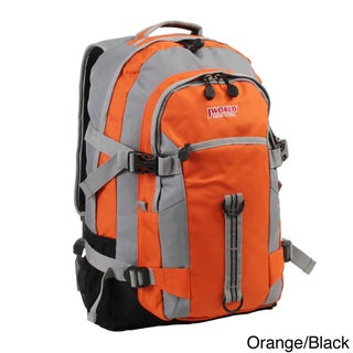 J World 'Castle' Laptop Backpack