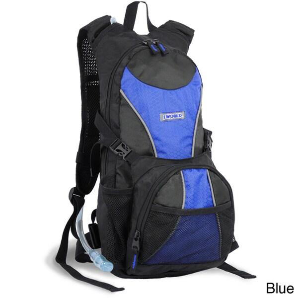 J World 'Hunter' 2L Hydration Pack