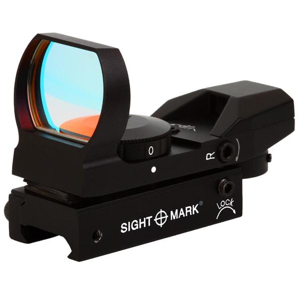 Sightmark Sure Shot Reflex Sight Black