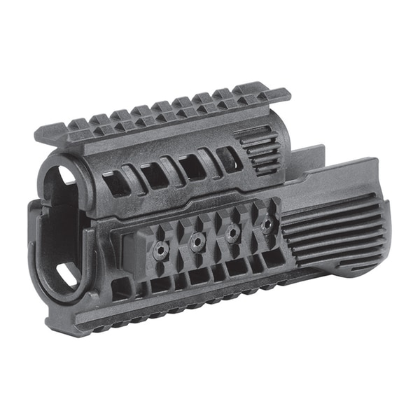 Command Arms AK47 Polymer Hand Guard Set with 4 Rails