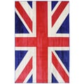 Indoor/Outdoor Union Jack Rug (8' x 10')
