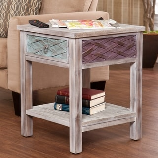 Upton Home Lafond End/ Side Table