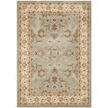 Safavieh Majesty Cream/ Cream Rug (5'3 x 7'6)