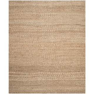 Safavieh Contemporary Hand-Loomed Sisal Style Natural Jute Rug (5' x 8')
