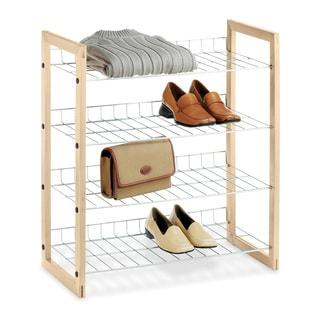 Whitmor 4-shelf Storage Rack