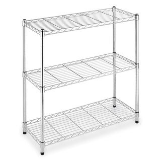 Whitmor Rectangular Ventilated Storage Rack