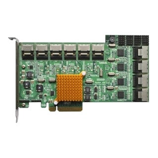 HighPoint Rocket 750 40-Channel SATA 6Gb/s PCI-Express 2.0 x8 HBA