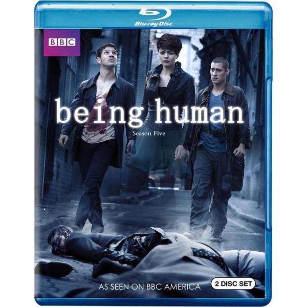 Being Human: Season 5 (Blu-ray Disc) 11123337