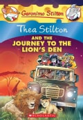 Thea Stilton and the Journey to the Lion's Den (Paperback)