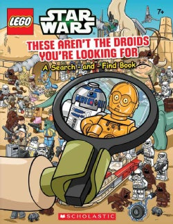 These Aren't the Droids You're Looking For: A Search-and-Find Book (Paperback)