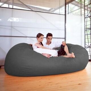 Jaxx 7' Bean Bag Sofa