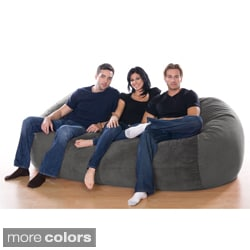 Jaxx Sofa Saxx 7.5-foot Bean Bag Lounger