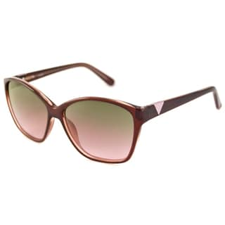 Guess Women's GU7158 Cat-Eye Sunglasses