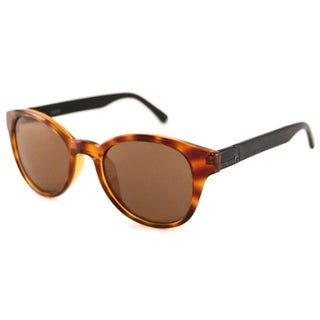 Guess Men's GU6699 Round Plastic Sunglasses
