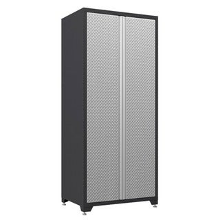 Newage Products Pro Diamond Plate Series Locker Cabinet