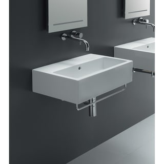 Bissonnet ICE-60 Ceramic Sink without Faucet Hole