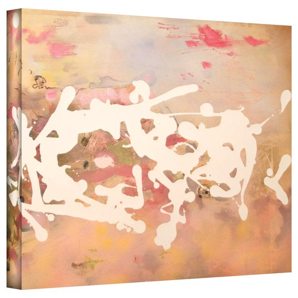 Jim Morana 'Romancing the Zen' Gallery-Wrapped Canvas