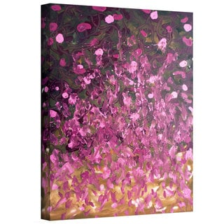 Jim Morana 'Dark Forest' Gallery-Wrapped Canvas