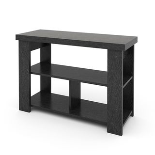 Black Ebony Ash Hollow Core Sofa Table