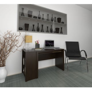 Resort Cherry 6-cubby Cube Desk