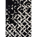 Alliyah Hand Made Cream New Zealand Blended Wool Rug (5' x 8')