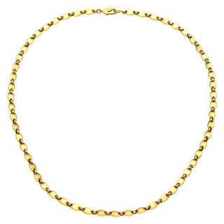 Cartier 18k Yellow Gold Estate Chain