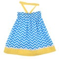 Just Girls Chevron Baby Halter Dress