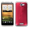 BasAcc Red Cosmo Case for HTC One X/ One X+