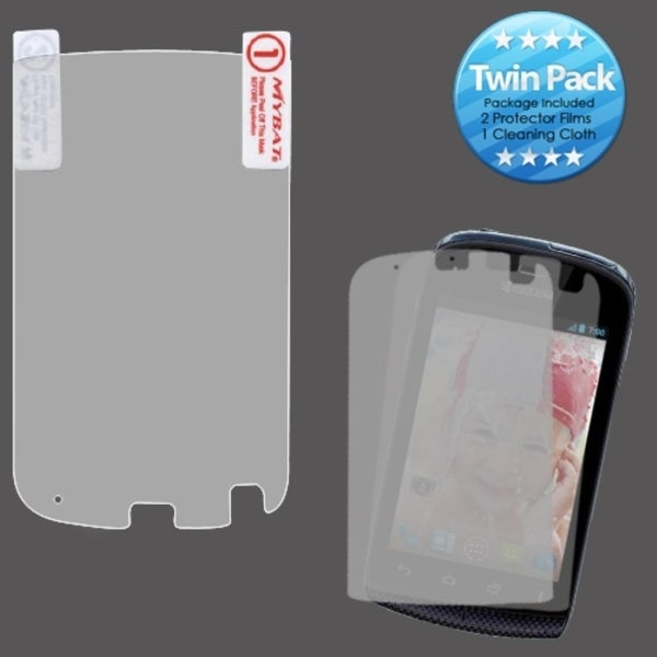 INSTEN Clear Screen Protector Twin Pack for Kyocera C5170 Hydro